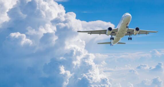 今天的航空股下跌 周一的航空投资者正在采取半杯半空的方法