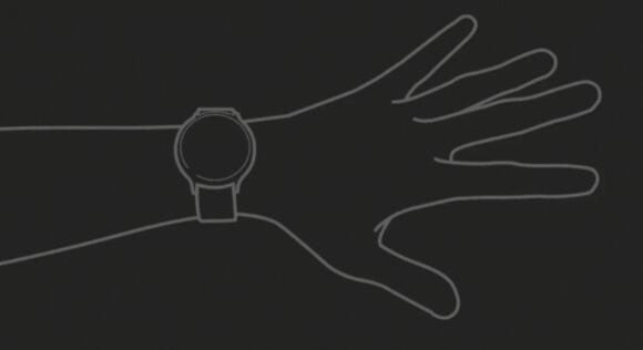 三星的Galaxy Watch 3只需握紧拳头即可接听电话