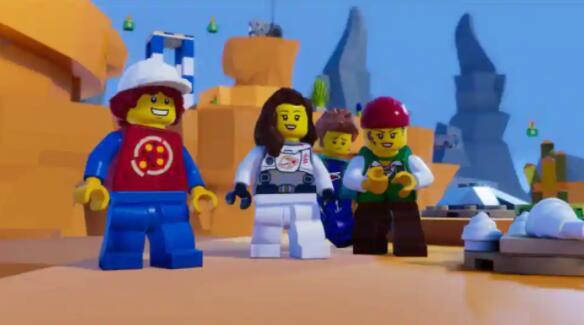 借助Unity工具 您可以构建像Lego系列这样的视频游戏