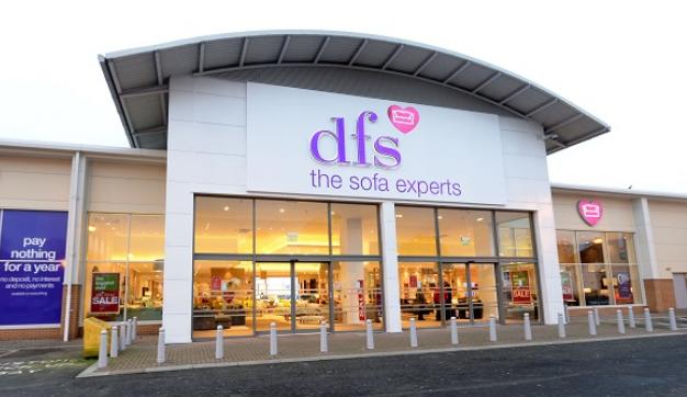 家具零售商DFS报告称销售总额增长了19%
