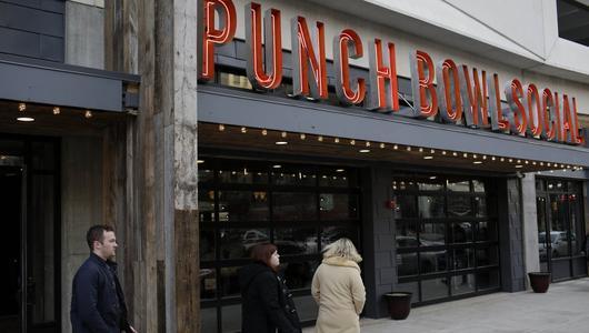 Punch Bowl Social申请第11章破产