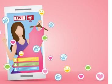 数据显示Live Commerce将开始蓬勃发展