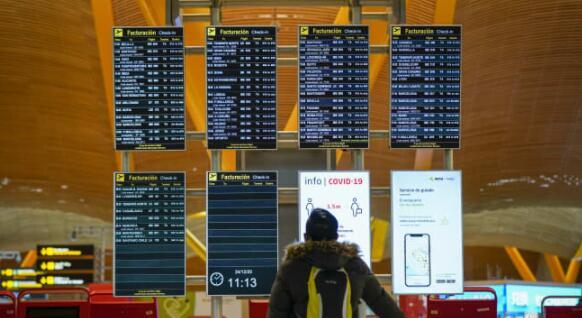报告发现2020年超过20年的航空旅客运输量增长被抵消了