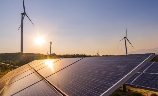 为什么2020年布鲁克菲尔德可再生能源的股价飙升74%