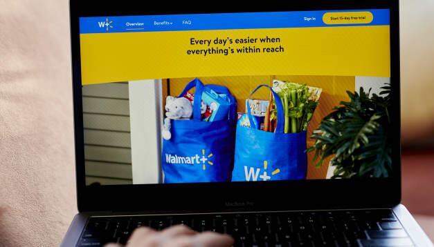 沃尔玛将在客户家门口测试杂货店送货到智能冷藏箱的过程