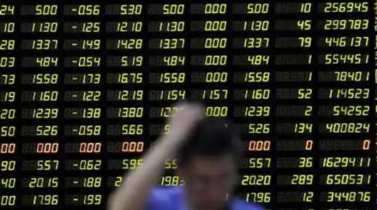 中国股指将首次超过2015年泡沫峰值