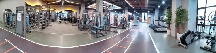 共享资源运动健身室内空间