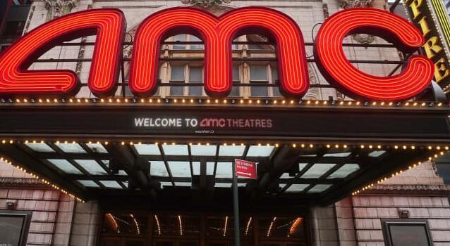 消息人士称AMC Entertainment寻求随着股票激增筹集新资金