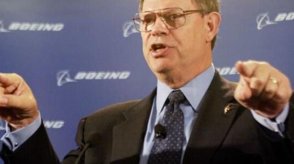 超音速喷气飞机公司任命波音公司前首席执行官菲尔·康迪特为顾问