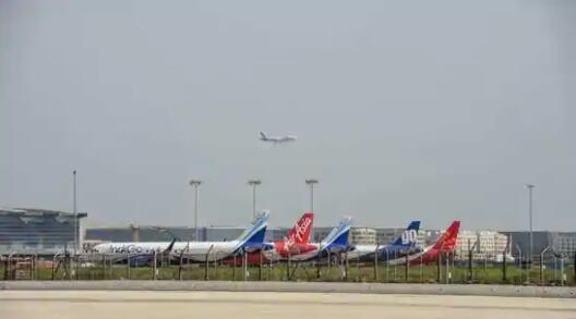 印度的国内航空运营接近大流行前水平