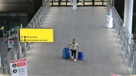 希思罗机场在大流行期间损失高达20亿英镑