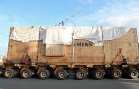 西门子备件到达Ruwais电站进行大修