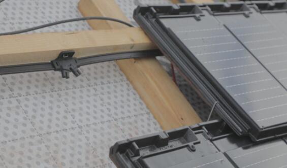 德国制造商Autarq正在以每件25到30欧元的价格出售其太阳能瓦