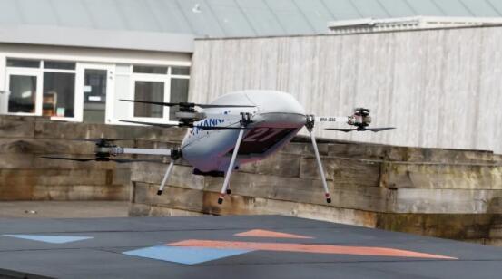 三星在Manna交易中推出无人机交付服务