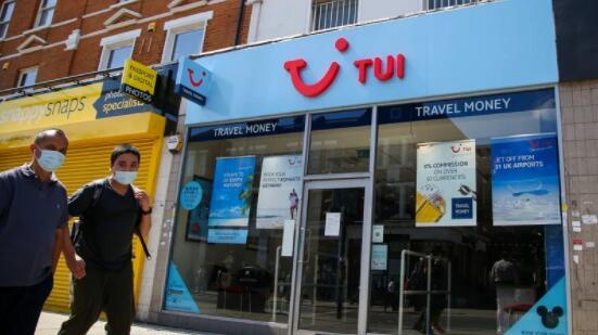 随着旅游危机加深 TUI将关闭英国的48家商店