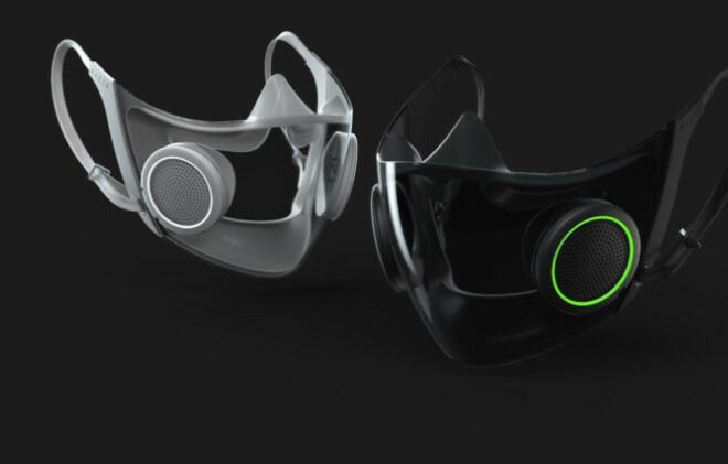 雷蛇真正做到了RGB面罩