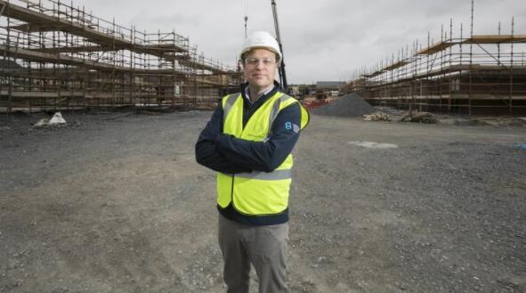 格兰维地产将在建造新房屋时预装光纤宽带
