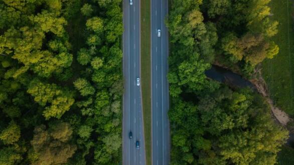 谷歌地图升级以显示更多环保路线
