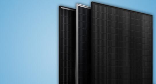 天合光能在2020年成为全球第三大面板供应商