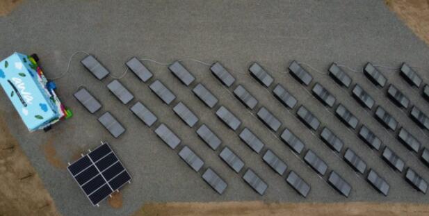 智利的一家初创公司使用光伏技术从湿度中生产饮用水