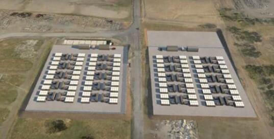 电池储藏室比天然气峰顶厂便宜30% 可固化的可再生能源