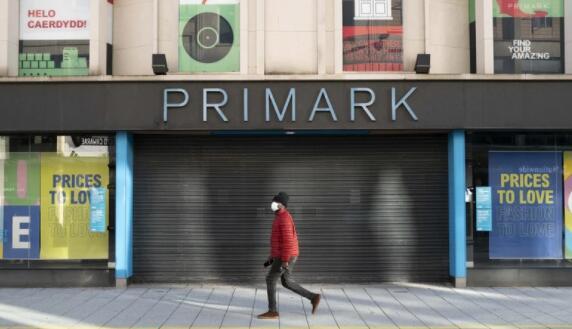 由于Primark公司的当前局势 AB食品上半年利润下降50%