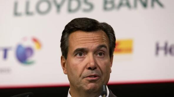 随着首席执行官奥尔塔-奥索里奥退出 劳埃德第一季度利润猛增