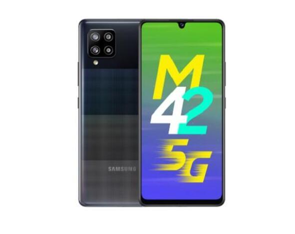 带有高通骁龙750G SoC的三星Galaxy M42 5G在印度推出
