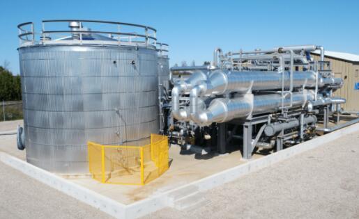 加利福尼亚将托管1吉瓦的压缩空气存储