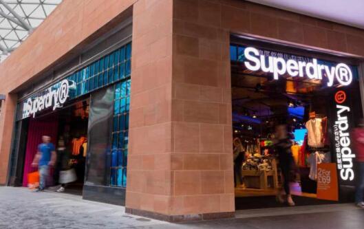 电子商务减轻了当前局势在SUPERDRY的影响
