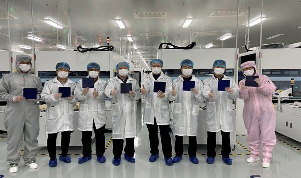 另一笔大规模的多晶硅交易 异质结组件工厂开始生产