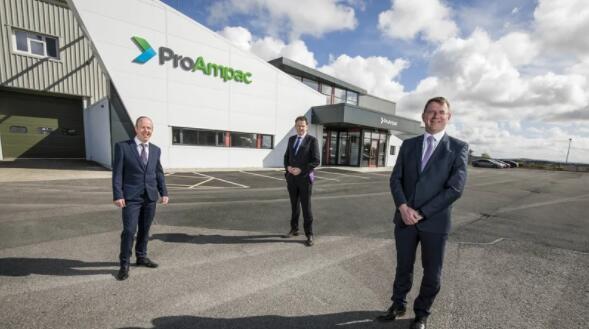 C&D食品公司与多尼戈尔的ProAmpac公司签订了价值4000万欧元的合同