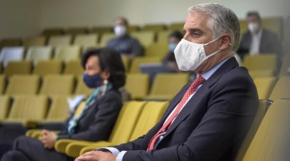桑坦德银行老板Botin在法庭上为Orcel首席执行官的报价辩护