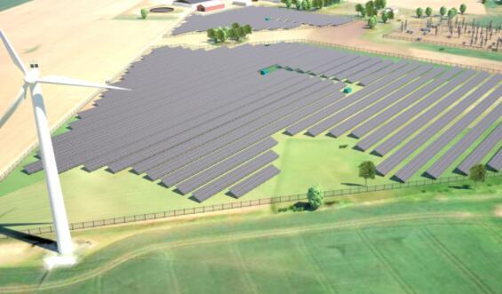 瑞典8兆瓦太阳能园区的10年购电协议