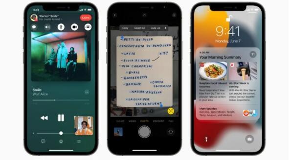 苹果提供在iPhone上存储州身份证的功能