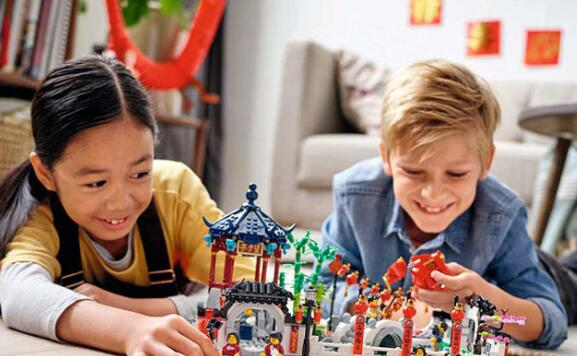 玩具行业电子商务销售额在中国飙升16%