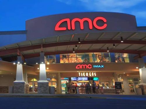 在提供免费赠品后连锁影院AMC的股价几乎翻了一番