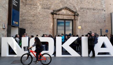 诺基亚和汽车制造商戴姆勒在德国法庭上锁定了号角