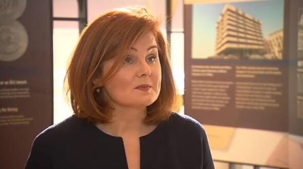 爱尔兰中央银行的罗兰说公司有责任制定正确的标准
