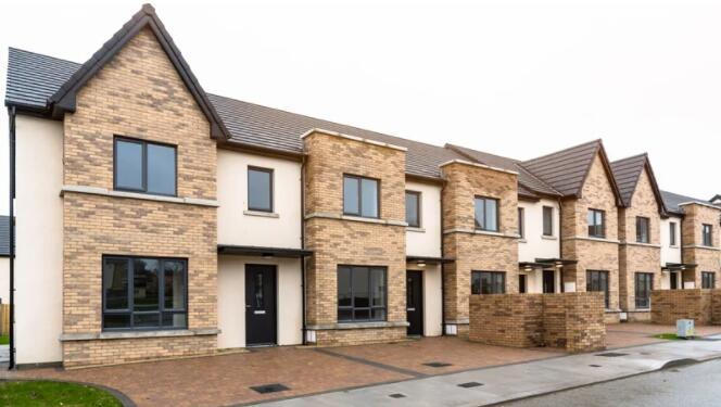 根据爱尔兰中央统计局4月份房价年增长率为4.5%