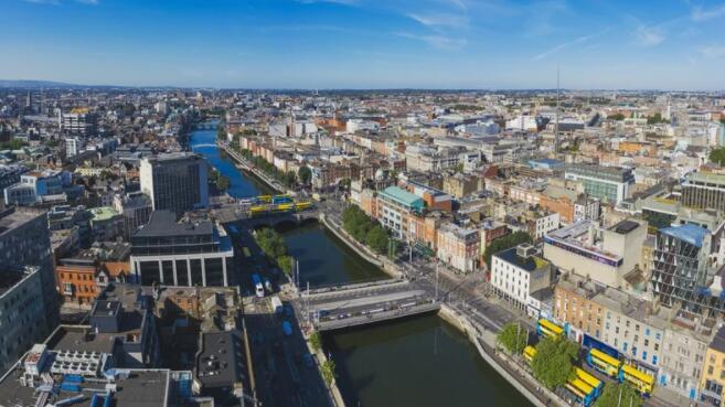 都柏林在美世的生活成本调查中排名第39位最昂贵的城市