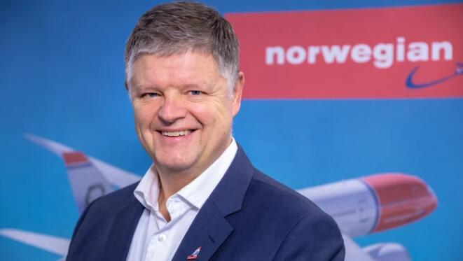 挪威航空任命卡尔森为新首席执行官即日起生效