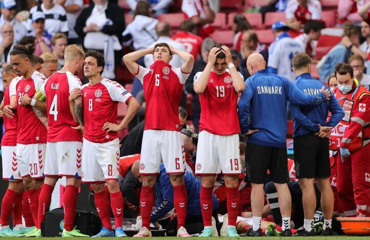 2020欧洲杯:丹麦的克里斯蒂安·埃里克森在昏倒后在医院醒来