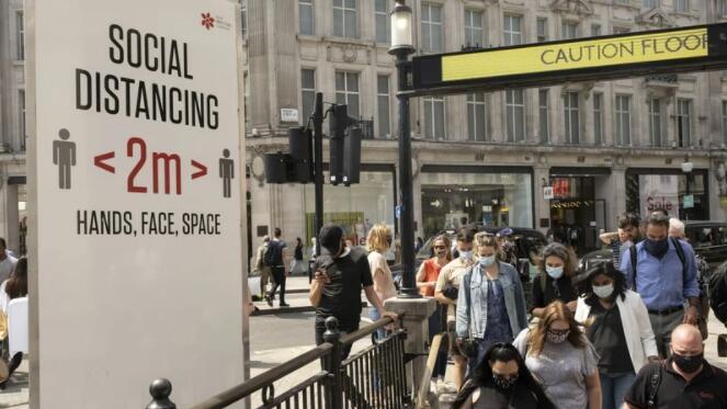 英国5月经济增长0.8%低于预期
