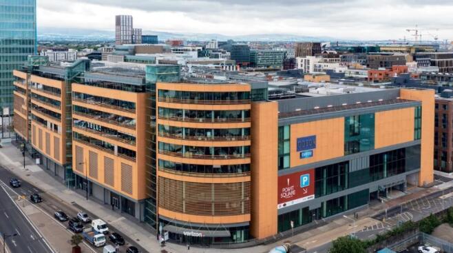 都柏林角广场以7500万欧元的指导价出售