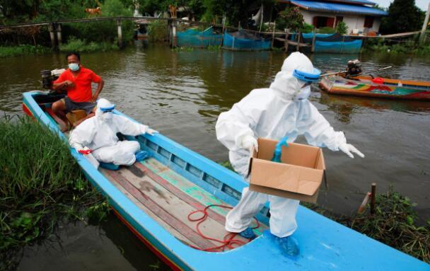 随着全球需求反弹 泰国6月出口创11年新高