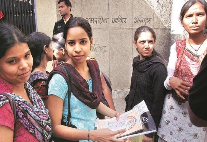 印度女性失业率从2018-19年的5.1%降至2019-20年的4.2%