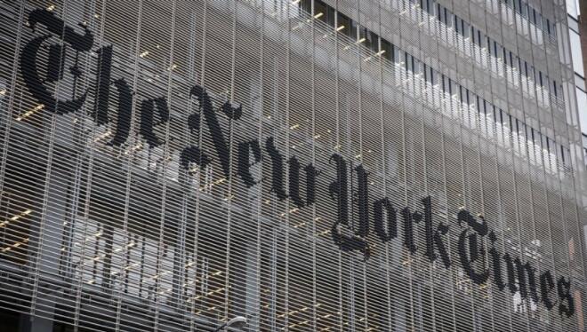 纽约时报称收入和利润均有所改善 目前已拥有800多万订户