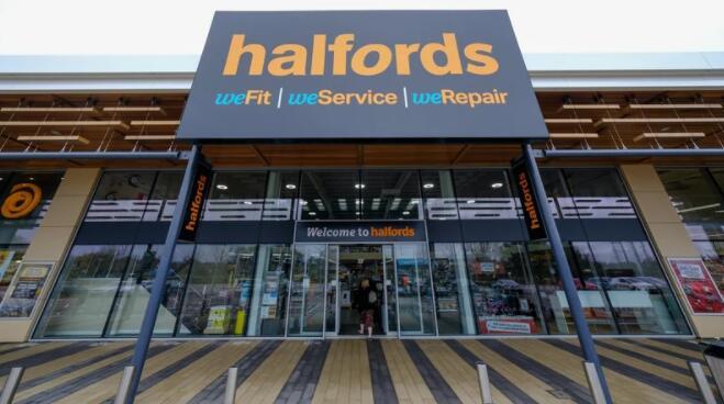 哈尔福德表示供应链中断影响自行车业务