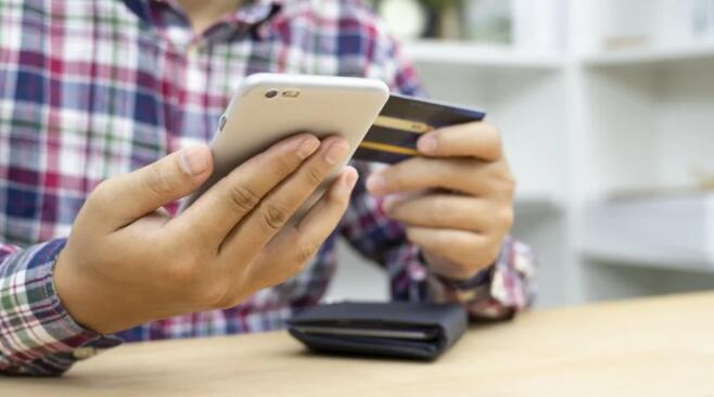 爱尔兰购物者增加电子支付的使用